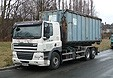 DAF CF 85.460 Container-Abrollkipper-Lkw