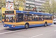 MAN NL 202 Linienbus WSW Wuppertal