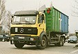Mercedes 2531 SK Def. Recycling-Container-Lkw
