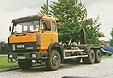 Magirus-Iveco 240-24 Schuttcontainer-Abrollkipper-Lkw