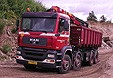 MAN TGA 32.410 M Container-Abrollkipper-Lkw