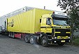 Scania 143 H Containersattelzug